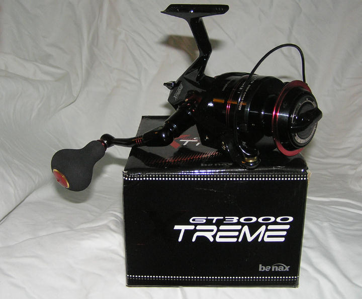 banax fishing reel